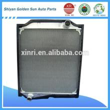 Aluminum Tank Copper Tube Truck Radiator 112291310002 for Foton Auman Truck