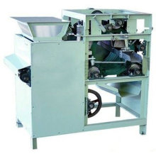 Small Wet Peanut Peeler Machine 0.75kw With Skin Collection For Peanut Products