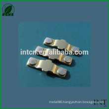 China mainland new Electronic components switch silver contact