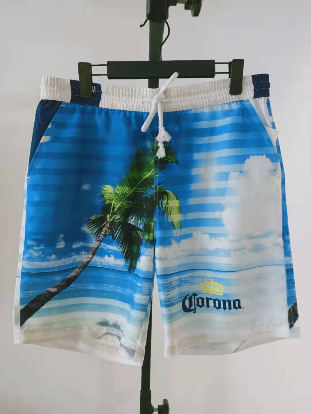 printed mens swimming shorts