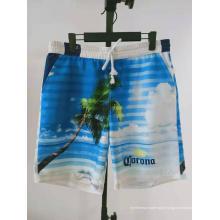 impresso verão praia mens natação boxer shorts