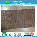 wooden effect sublimation powder paint