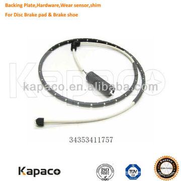 Kapaco Disc Brake Pad sensors 3435411757 For Brake pad BMW,BENZ,RANGE ROVER,OPEL,VOLKSWAGEN
