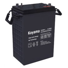 High Quality Deep Cycle Battery Gel Battery Storage Solar Battery 380ah 6V