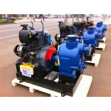 Selbst Trash Abwasserpumpe Dieselmotor Wasser ansaugen