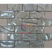 Low Temperature Processed Glass Brick Tile (CFC284)