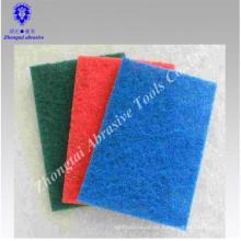 almohadilla de limpieza abrasiva de alta calidad