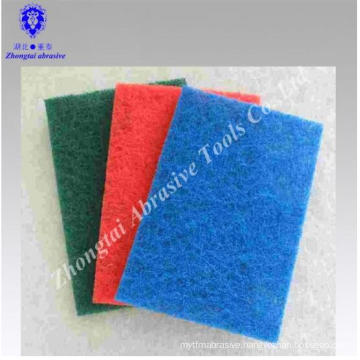 high quality abrasive cleaning scouring pad