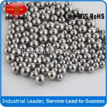 Bolas de aço inoxidável de AISI 304 com dureza HRc25-39
