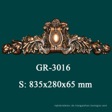 Polyurethan Dekoration Produkte Furnier Zubehör