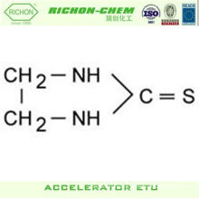Chemicals and Plastic Producers China Manufacture CAS NO.96-45-7 Chemical Formula C3H6N2S