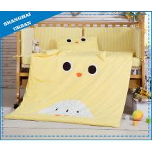 5PCS хлопок постельные принадлежности пододеяльник Детские одеяло