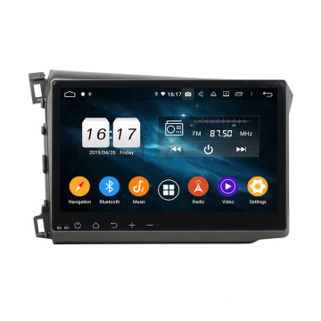 CIVIC 2012 Auto-Stereo-DVD-Player