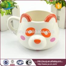 Hot Venda Atacado Ceramic Creative urso copo