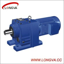 Wenzhou Fournisseur Série R Helical Geared Motor