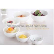 food rice fruit gold sugar white body stoneware earthenware bone china porcelain ceramic salad bowl