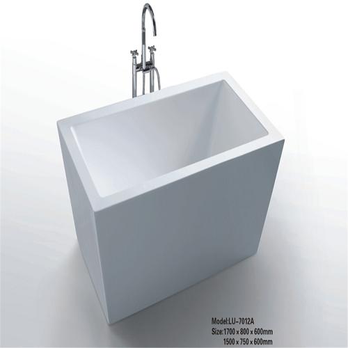 acrylic freestanding bathtub