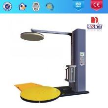 Máquina automática de estiramento com placa de pressão superior