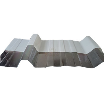 3Mm tykk bølgepapp Carport New Wave Roofing Sheet