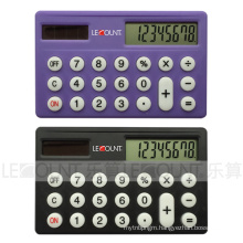 Dual Power Credit-Card Sized Calculator (LC536)