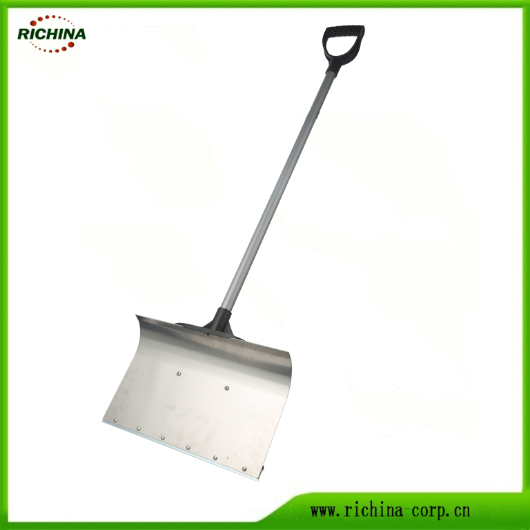 Aluminium Snow Pusher