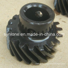 Custom Made Forging Helical Gear with Blacking Surface
