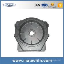 China Gießerei-kundenspezifisches duktiles Roheisen-Getriebegehäuse der ISO9001