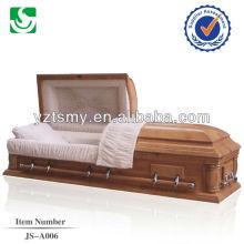 wholesale antique cremation coffin