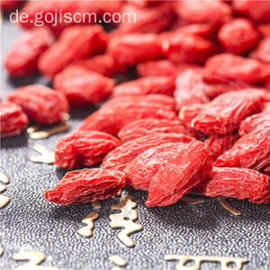 Bio-Zertifikat Factory Supply Goji Beeren Vitamine