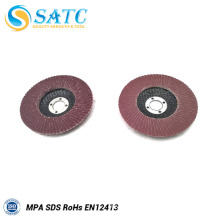 flat shape sanding cloth pad flap disc polishing for wood and metal etc.