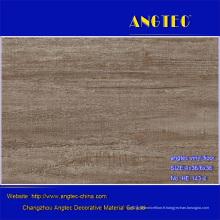 Plancher en plastique anti-dérapant de PVC WPC