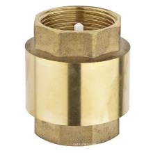 Латунный фильтрующий клапан с пластиковым сердечником или латунным сердечником (a. 0195)