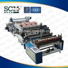 Máquina de estampado en caliente de hoja de papel de artesanía