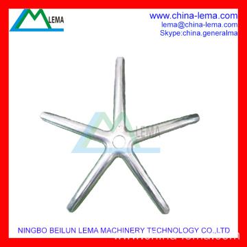 Aluminum Alloy Five-star Foot