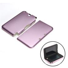 Muliti Color Aluminium Hard Metal Box Protector Skin Cover Case Shell para Nintendo para 3DS XL / LL High Quality
