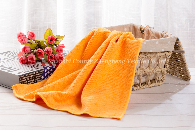 100% Polyester Microfiber Towel-017