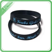 Bracelets en Silicone de Couple artificiel en gros bon marché