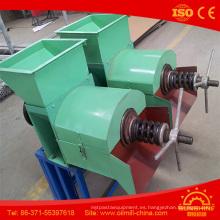 Palm Oil Press Machine Máquina de fabricación de aceite de palma