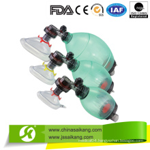 Disposable PVC Manual Resuscitator (CE/FDA/ISO)