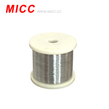 MICC 634-784N / mm2 0.03-12.0mm OCr25Al5 cable de resistencia de calentamiento