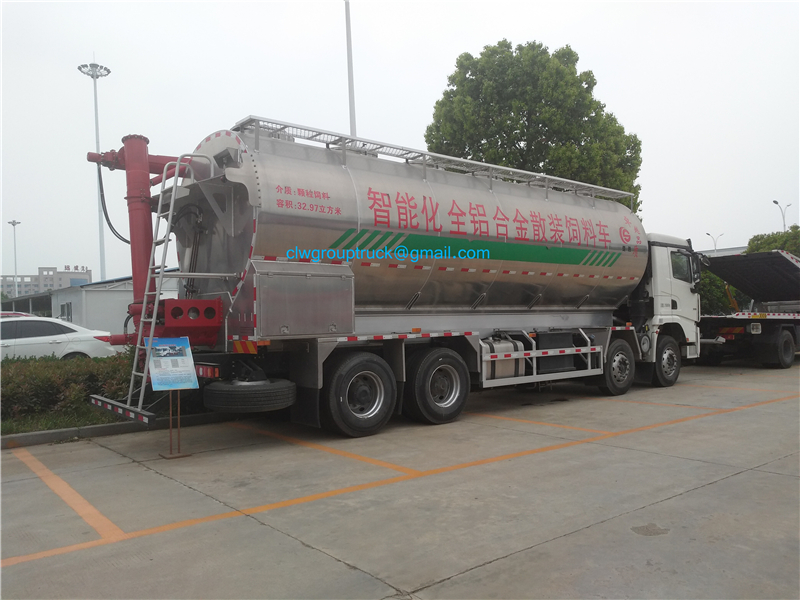 Feed Bulk Truck 4