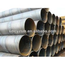 Large diameter ASTM A252 welding steel pipe