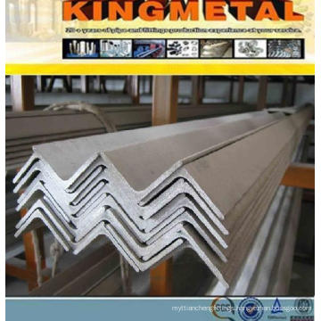 6m Length Q235 Steel Angle Manufacturer in China