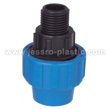 PP COMPRESSION MALE ADAPTOR