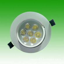 LED Ceiling Lamp, 7W, 30000hrs, 3000-6000K