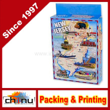 New Jersey Playing Cards - Map, New Jersey Souvenirs, New Jersey Souvenir (430152)