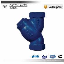 Raccords d'eau tamis filtre à eau normes et filtre