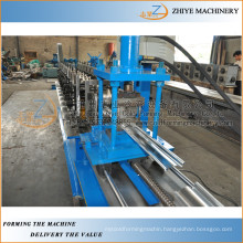 roller shutter door machine/steel roller shutter door roll forming machine/shutter slat door cold making machine