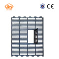 Hard Thickening Cast Iron Slats Flooring For Babi