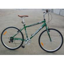 "Hot Sale Hybird Bicycle 26"" Cheap Multi-Speed City Bike (FP-CB-050)"